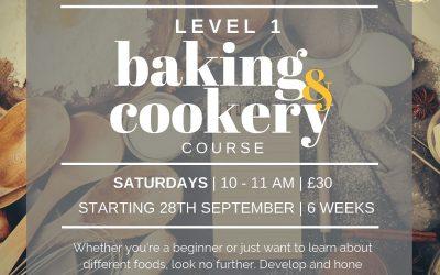 Baking & Cookery | Level 1