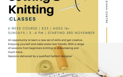 Beginners Sewing & Knitting