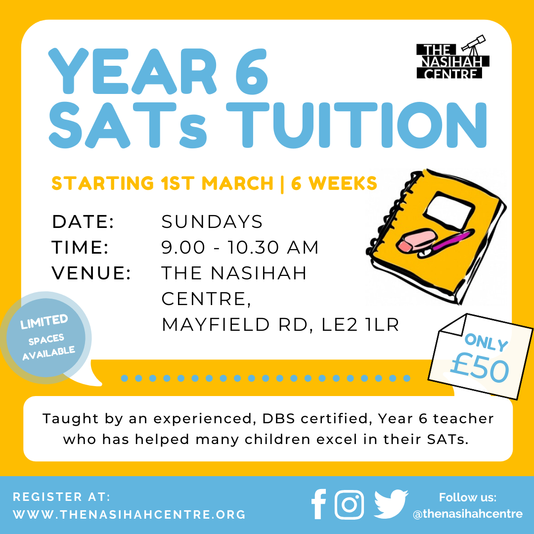 Year 6 SATS Tuition